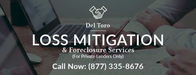 Loss Mitigation & Foreclosure Services